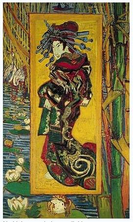 van Gogh - La Courtisane 1887.jpg