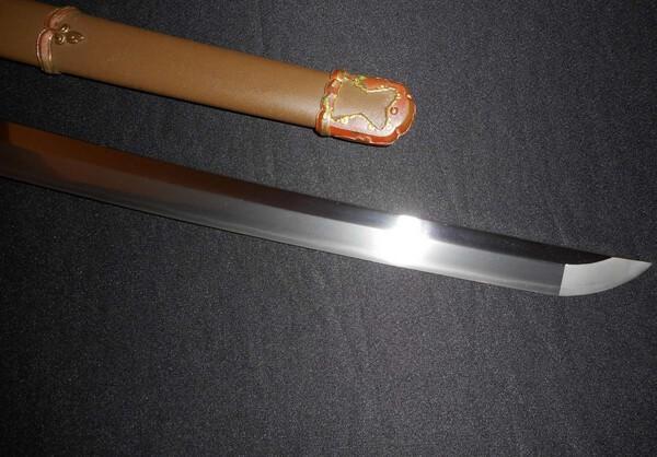 Sword 8 Horimono Carving 6.JPG