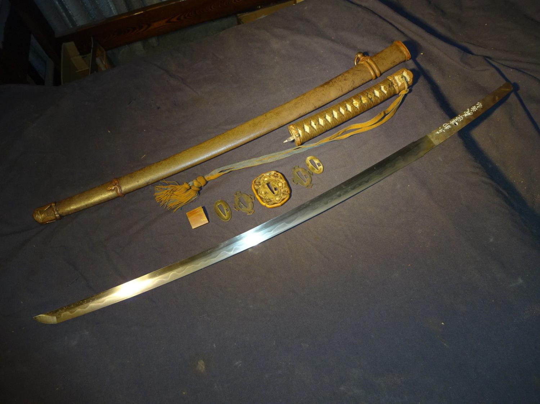 shin-gunto  u0026 kai-gunto - wanted to buy
