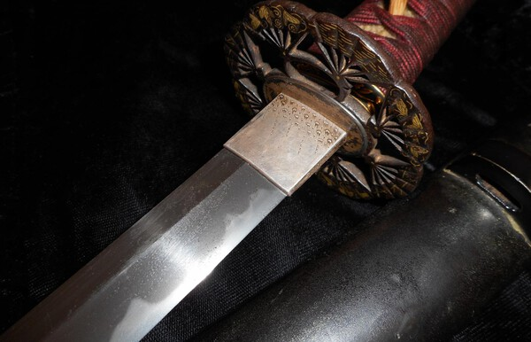 Toshinori Samurai Katana 17.JPG